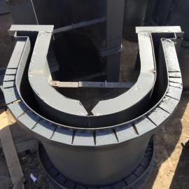河道U型槽模具