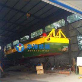 广西钦州岸边8寸小型射吸抽沙船