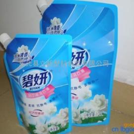 洗衣液吸嘴包装袋