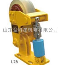 罐耳 L\LS系列滚轮罐耳 矿用罐耳 罐笼滚轮
