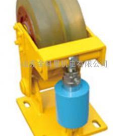 罐笼滚轮 滚轮罐耳 L30\LS系列矿用滚轮罐耳