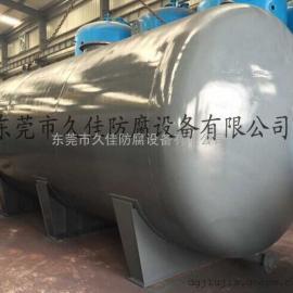 钢衬塑储罐厂家  大型盐酸 硫酸 磷酸储罐定制
