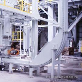 多点进料卸料埋刮板输送机,定制埋刮板输送机