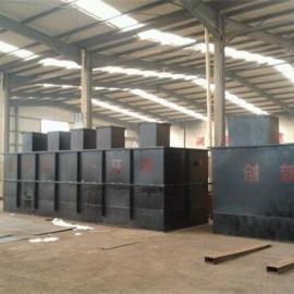 枣庄/滕州市一体化生活污水处理设备--环保推荐厂家--伟恒环保