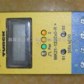 图尔克转速计MK21-122EX0-R.速度监控仪.安全栅