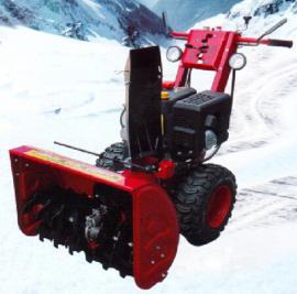 手推式清雪机型号手推式扬雪机