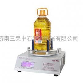 食用油桶瓶盖扭开力检测仪器-预置报警