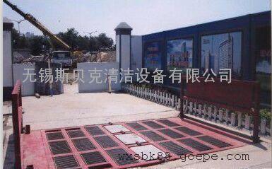 供应吴江市建筑工地洗车机,全自动冲洗平台