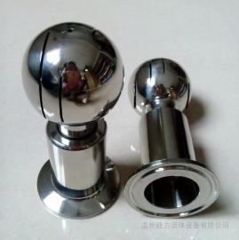 不锈钢洗罐器 卫生级快装清洗球