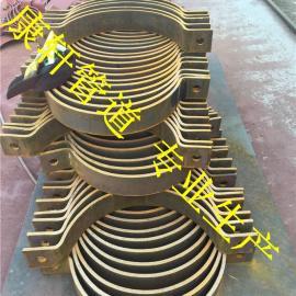 双螺栓管夹 基准型双螺栓管夹 A5基准型双螺栓管夹厂家