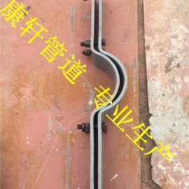 四螺栓管夹 A14四螺栓管夹 A14-1四螺栓管夹