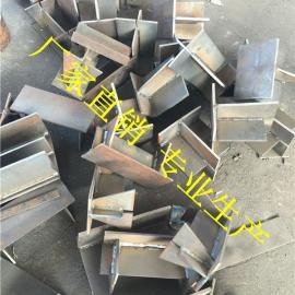 T型管托 J3T型管托(加筋焊接型)T型管托(加筋焊接型)厂家