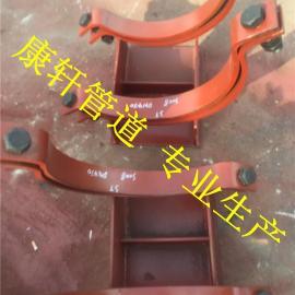 H型管托 J5H型管托(焊接型)H型管托(焊接型)厂家