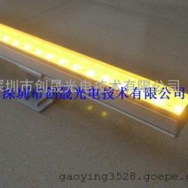 LED七彩线条灯图片