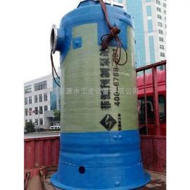 合肥泵站一体化雨水提升