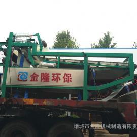 污泥处理设备,带式压滤机厂家