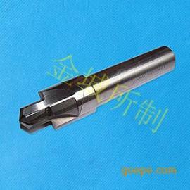 生产厂家来图加工定制硬质合金铰刀    硬质合金钻铰刀