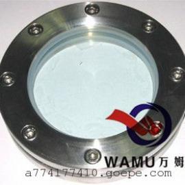 厂家批发 不锈钢法兰视镜 卫生级视镜