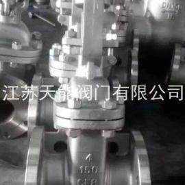 Z41W-150LB不锈钢美标闸阀