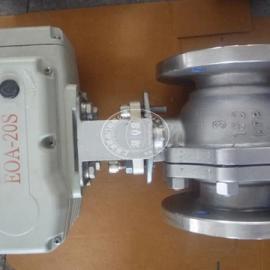 供应电动固定式球阀稳定可靠