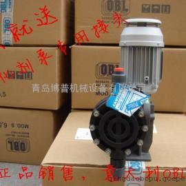 山东代理意大利固化剂泵 计量泵OBL泵 树脂泵混砂机专用泵