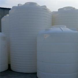 加厚水塔PE塑料水箱10T吨储水桶蓄水罐耐酸碱化工圆桶大水桶