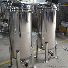 厂家定制过滤化工液体袋式过滤器可过滤硅烷偶联剂