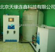 潞城化学法二氧化氯加药装置、操作简单
