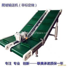 浙江食品输送线 皮带输送机小型输送机实物图片