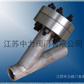 不锈钢Y型管道过滤器
