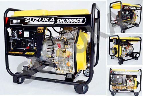 铃鹿3千瓦柴油发电机-3千瓦柴油发电机-铃鹿柴油发电