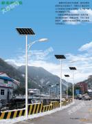 太阳能路灯助力乡村振兴