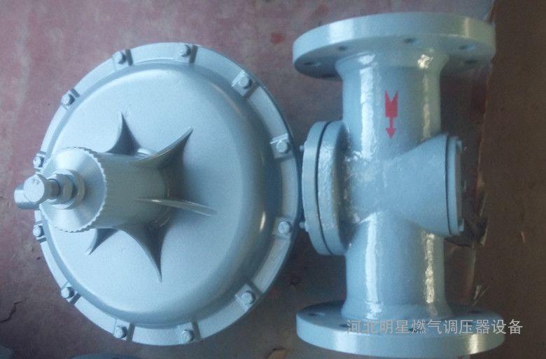 燃气采暖锅炉调压箱RX-600/0.4A