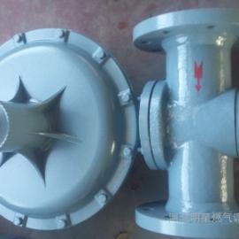 湖北襄樊RTZ-50/0.4FQ天然气调压器