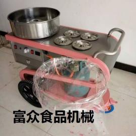潍坊燃气棉花糖机-临沂彩色棉花糖机