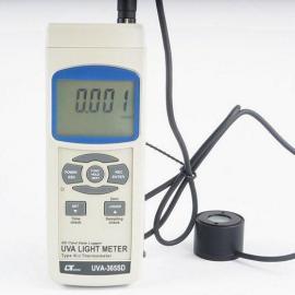 手持式UVA-365SD带数据储存紫外线强度计