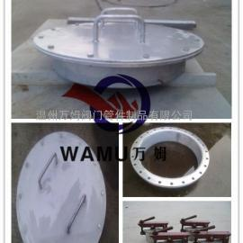 厂家订制 平焊法兰回转盖人孔 工业级人孔标准