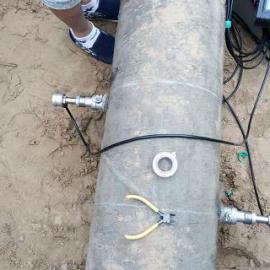 固定插入式超声波流量计管道尺寸:大于80mm
