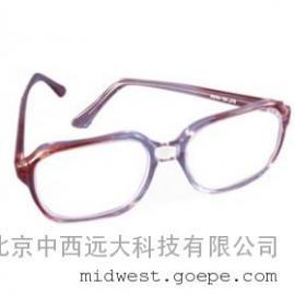 X射线防护眼镜/铅眼镜(国产) 型号:LS58PA16
