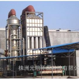 一年订7套脱硫塔-江西某冶炼厂