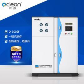 仟净Q-300SF柜式二级反渗透纯化水设备