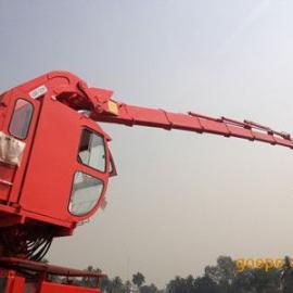 上海邦鼎BANGDING船用13t@15m液压伸缩折臂吊机