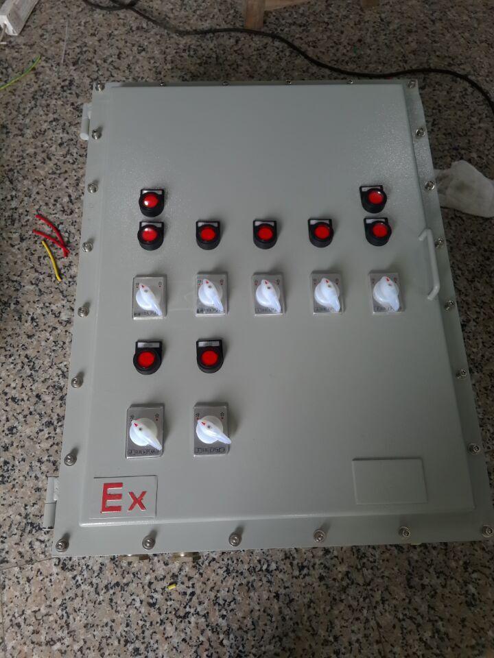 锅炉房防爆控制箱