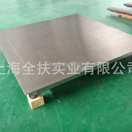 SCS-3t全不锈钢平台秤 316不锈钢地磅 1.2×1.5米全不锈钢地磅
