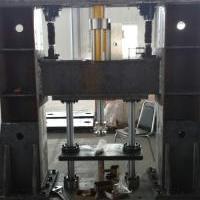 一诺牌微机控制电液伺服桥梁伸缩装置试验机技术领先的厂家