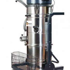 吸机床铁屑工业吸尘器 100L大容量干湿两用工业吸尘器