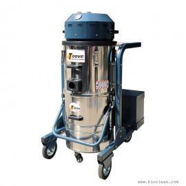 纺织厂用电瓶式吸尘器 拓威克电瓶式工业吸尘器TK90DC