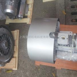 送料机械专用高压风机-5.5KW吸料鼓风机