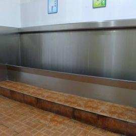 供应不锈钢尿槽 常州不锈钢小便槽厂家