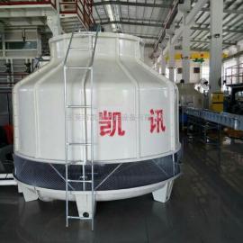 100吨圆形冷却塔 注塑机专用冷却塔